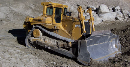 backhoe earthmoving